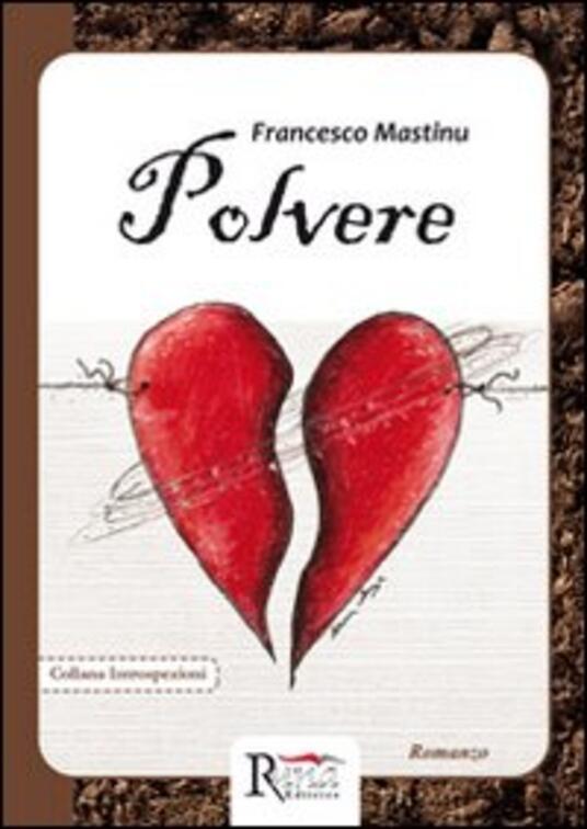 Polvere - Francesco Mastinu - copertina