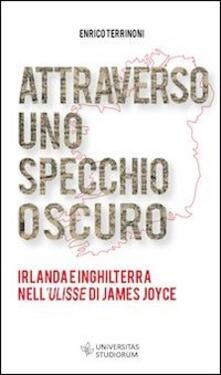 Attraverso uno specchio oscuro. Irlanda e Inghilterra nell'Ulisse di James Joyce - Enrico Terrinoni - copertina