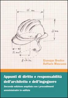 Ristorantezintonio.it Appunti di diritto e responsabilità dell'architetto e dell'ingegnere Image