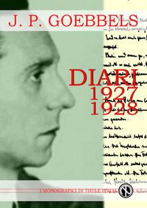 Libro Diari 1927-1928 Joseph Goebbels