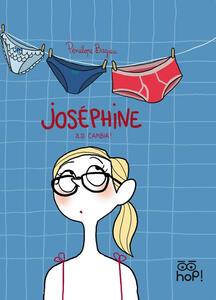 Si cambia! Joséphine. Vol. 3
