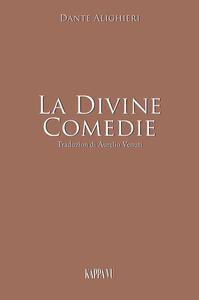 La Divine Comedie. Con CD Audio. Ediz. multilingue - Dante Alighieri - copertina