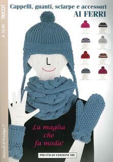 Chievoveronavalpo.it Cappelli, guanti, sciarpe e accessori ai ferri. Tricot Image