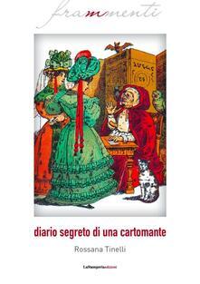Diario segreto di una cartomante - Rossana Tinelli - copertina