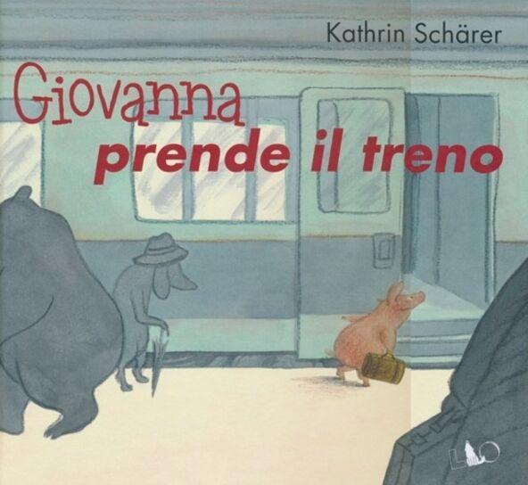Giovanna prende il treno