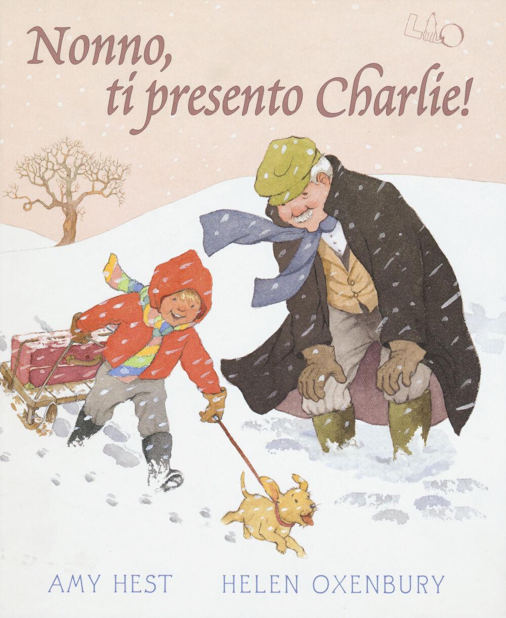 Nonno, ti presento Charlie!