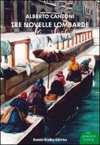 Tre novelle lombarde