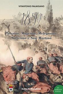 Squillogame.it 1859. Palestro, Magenta, Melegnano, Solferino e San Martino Image