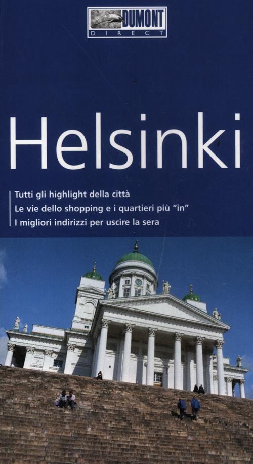 Helsinki. Con mappa