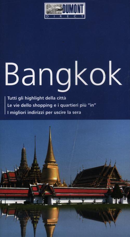 Bangkok. Con mappa