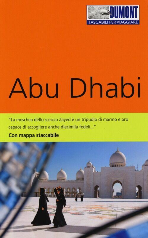 Abu Dhabi. Con mappa