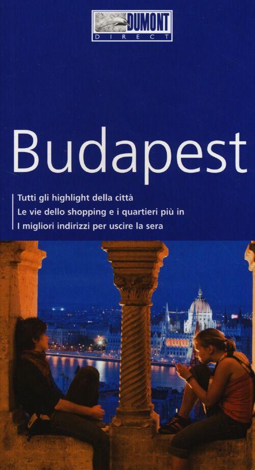 Budapest. Con mappa