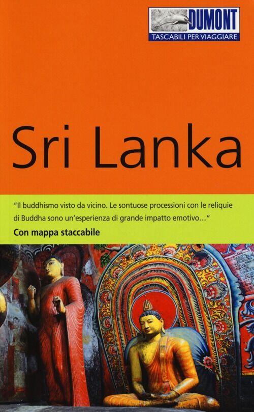 Sri Lanka. Con mappa