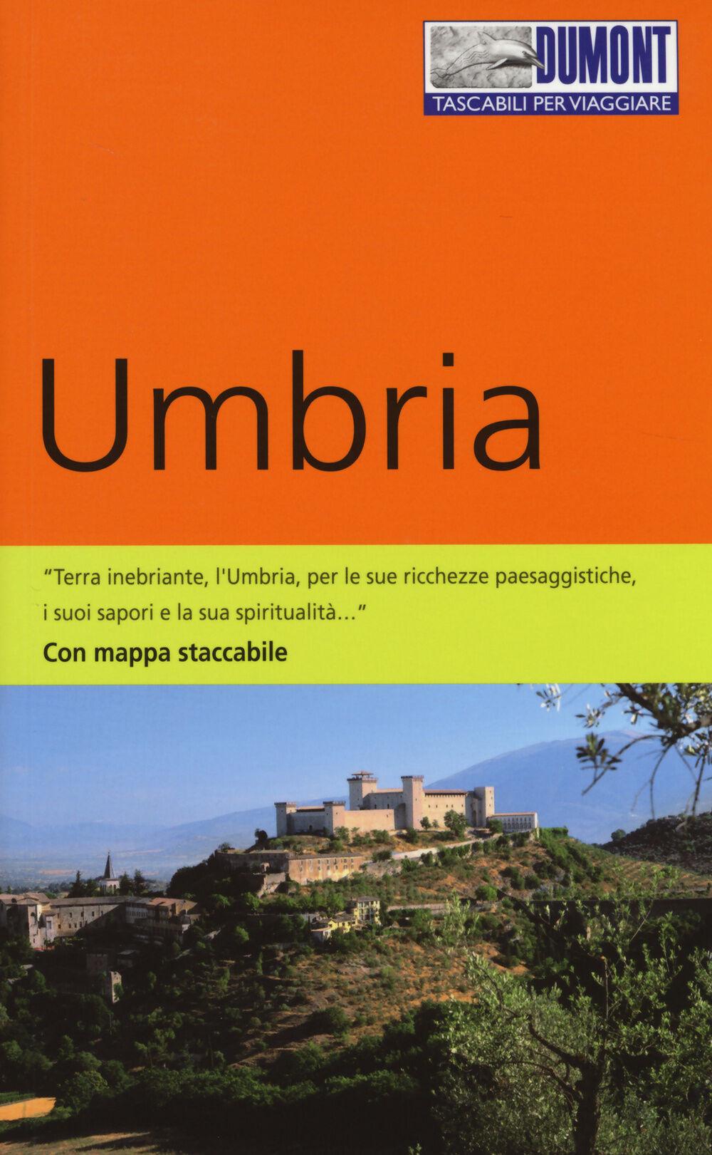 Umbria. Con mappa