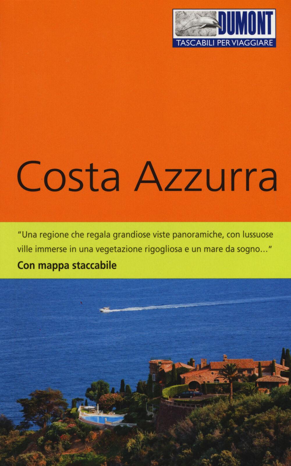 Costa Azzurra. Con mappa