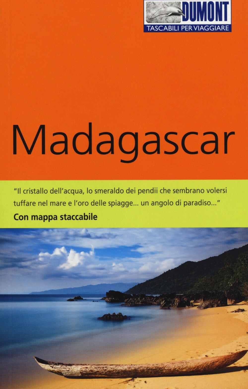 Madagascar. Con mappa