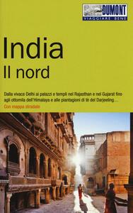 India. Il nord. Con mappa