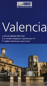 Valencia. Con mappa - Daniel Izquierdo Haenni - copertina