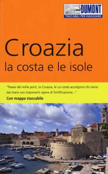 Secchiarapita.it Croazia. La costa e le isole. Con mappa Image