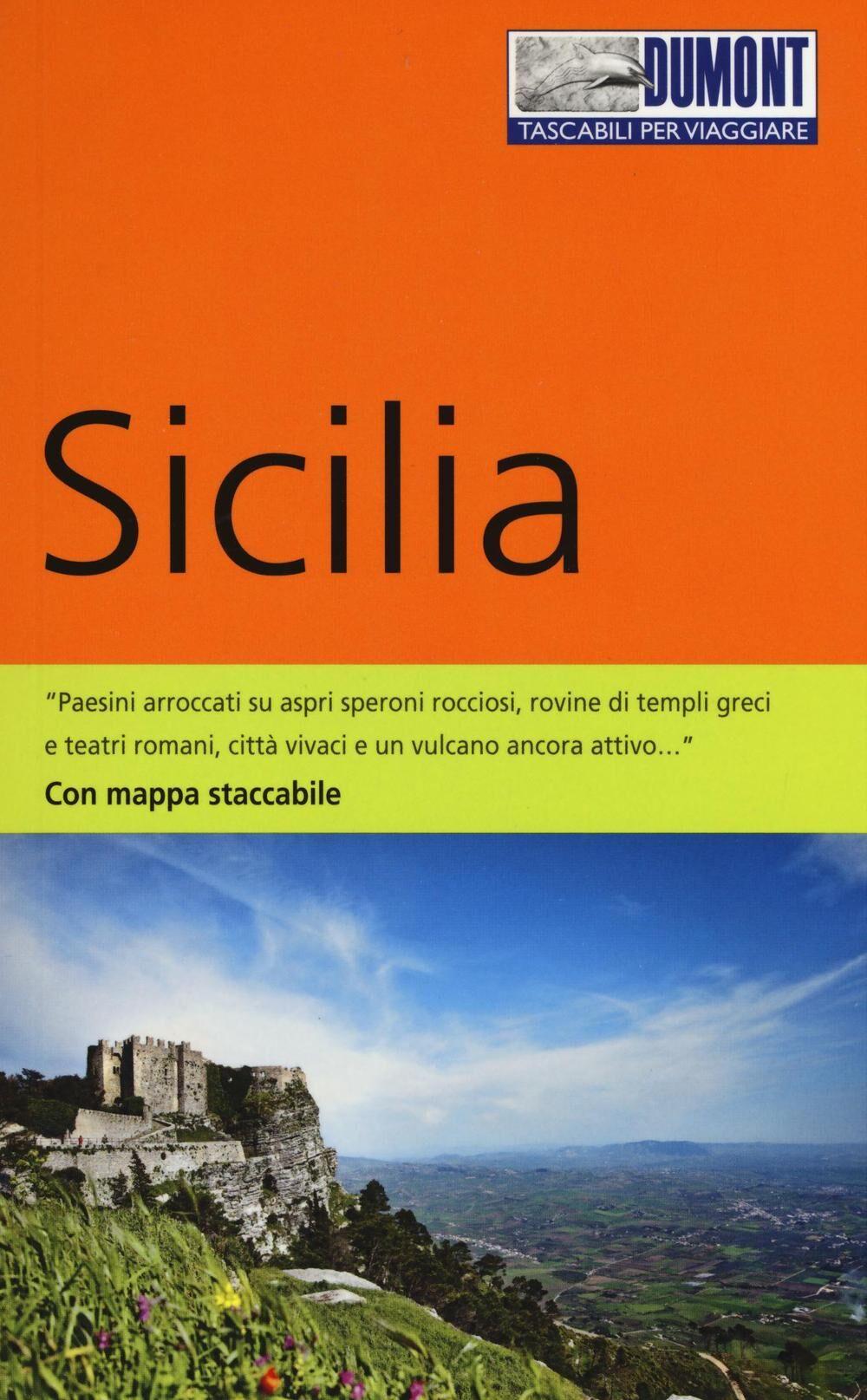 Sicilia. Con mappa