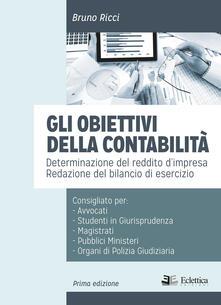 Camfeed.it Gli obiettivi della contabilità. Determinazione del reddito d'impresa. Redazione del bilancio di esercizio Image