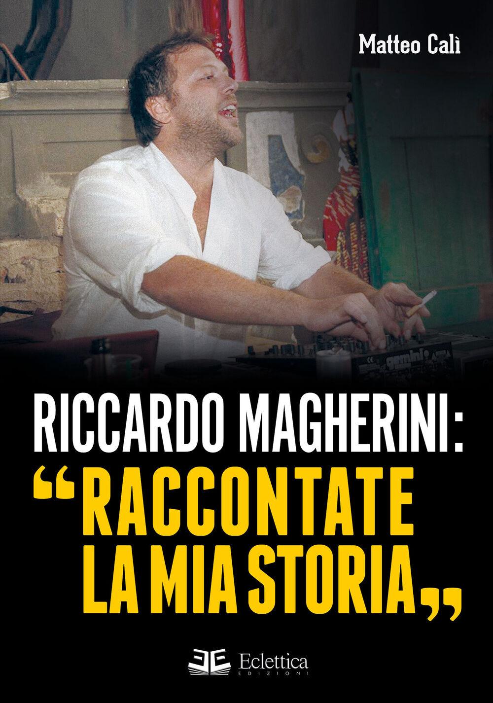 Riccardo Magherini: «Raccontate la mia storia»
