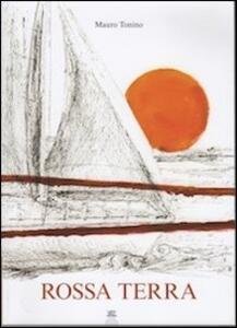 Rossa terra - Mauro Tonino - copertina