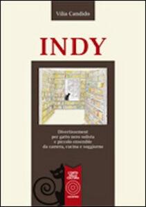Indy. Divertissement per gatto nero solista e piccolo ensemble da camera, cucina e soggiorno