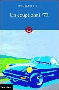 Un coupé anni '70