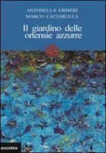 Il giardino delle ortensie azzurre
