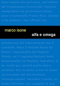 Ebook Alfa e Omega Isone, Marco