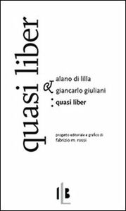 Quasi liber. Ediz. italiana e latina