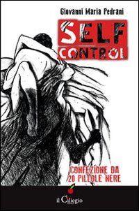 Self-control. Confezione da 20 pillole nere