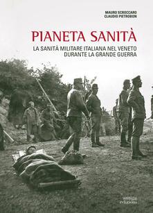 Associazionelabirinto.it Pianeta sanità. La sanità militare italiana nel Veneto durante la grande guerra Image