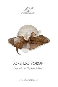 Lorenzo Borghi. Cappelli in viaggio tra Uruguay e Italia