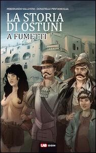 La storia di Ostuni a fumetti