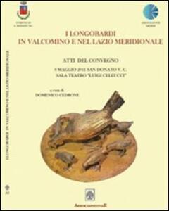 I Longobardi in Valcomino e nel Lazio meridionale