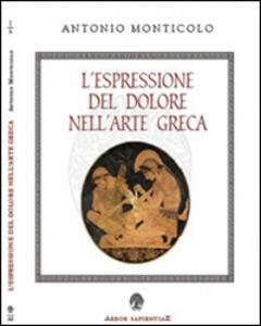L' espressione del dolore nell'arte greca