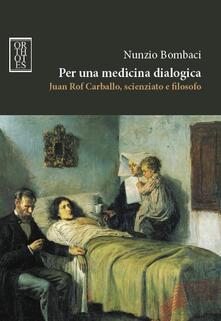 Associazionelabirinto.it Per una medicina dialogica. Juan Rof Carballo, scienziato e filosofo Image