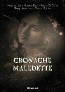 Cronache maledette - AA.VV. - ebook
