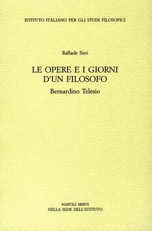 Vitalitart.it Le opere e i giorni d'un filosofo. Bernardino Telesio Image