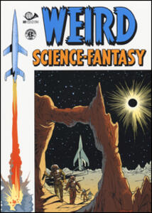 Weird science-fantasy. Io, robot