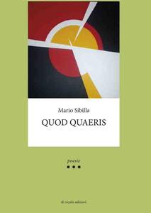 Quod quaeris