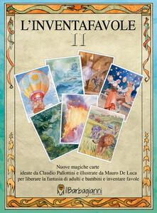 Listadelpopolo.it L' inventafavole. Con carte. Ediz. italiana, inglese, tedesca e spagnola. Vol. 2 Image