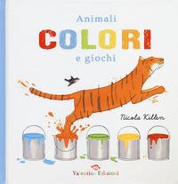 Animali colori e giochi - Killen Nicola - wuz.it