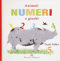 Animali, numeri e giochi - Killen Nicola - wuz.it