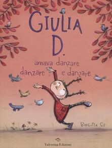 Winniearcher.com Giulia D. amava danzare, danzare e danzare Image