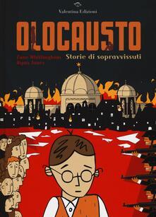 Antondemarirreguera.es Olocausto. Storie di sopravvissuti Image