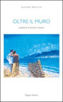 Oltre il muro - Luciano Santillo - copertina