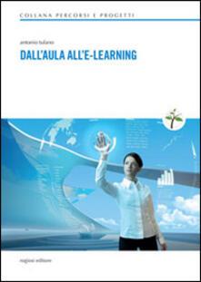 Dall'aula all'E-learning - Antonio Tufano - copertina